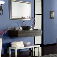Modern Bathroom by BEHR®