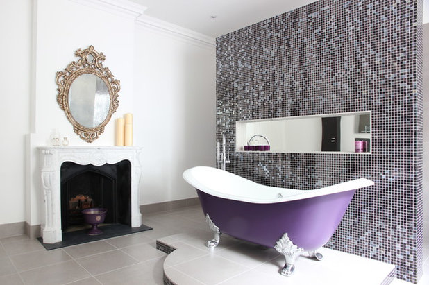 Transitional Bathroom by Ripples Bathrooms