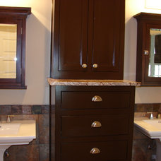 Traditional Bathroom by Summit Country Homes & Remodeling