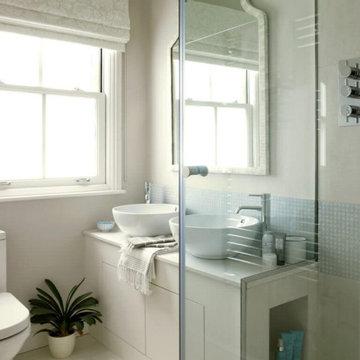 Putney Loft Conversion - Family Bathroom