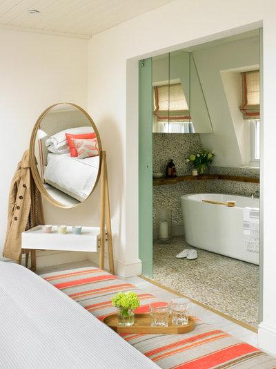 Contemporary Bathroom Putney, Loft Conversion