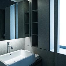 Modern Bathroom by Urban Design & Build Limited