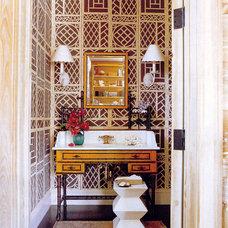 Contemporary Bathroom by Peggy Hart Home