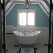 Traditional Bathroom by Centurion Homes