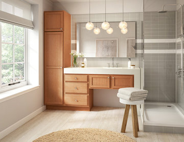 Quality Cabinets Bathrooms