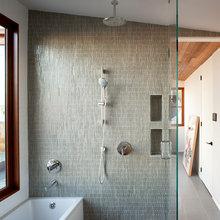 Shower/Bath Space Saver