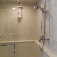 Traditional Bathroom by Jones Custom Contractors, LLC.