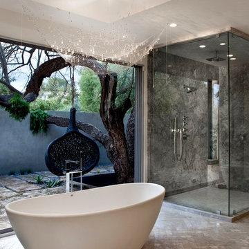 Quartzite Bathroom Project