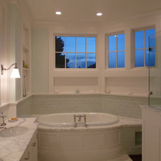 Traditional Bathroom by Aleck Wilson Architects