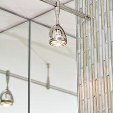 Modern Bathroom by Beley Design, pllc