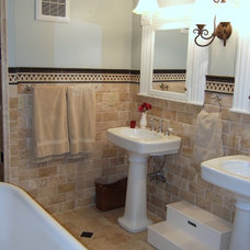 Traditional Bathroom by Perfect Design Solutions