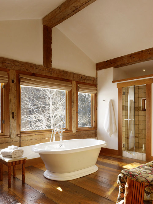 Rough Sawn Wood Trim Houzz