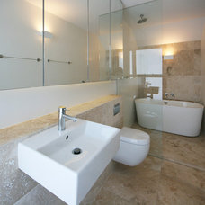 contemporary bathroom by Aleksandar Design Group