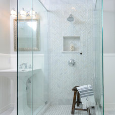 Traditional Bathroom by Luxe Design Build