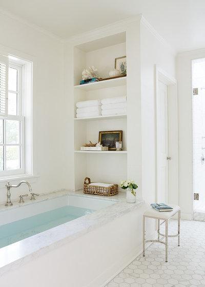 Traditional Bathroom by Mark J Williams Design