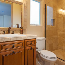 Traditional Bathroom by Aha Development Group, Inc.