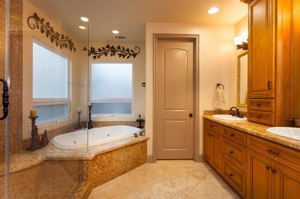 Traditional Bathroom by Aha Development Group, Inc.