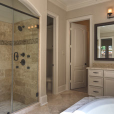 Traditional Bathroom by The Reyna Realty Group