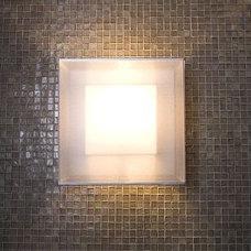 Contemporary Bathroom by Rachel Hazelton Interior Design