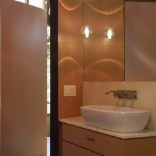 Modern Bathroom by DWYER DESIGN