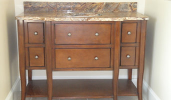 Rain Forest Brown Master Vanity