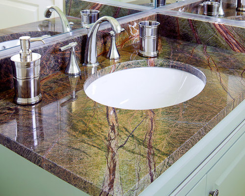 Rainforest Green Granite Countertops Home Design Ideas