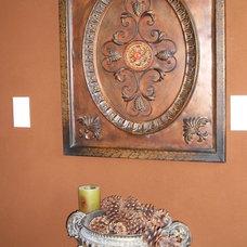 Bathroom by Interiors with Attitude, LLC