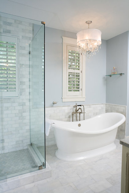 contemporary bathroom by Ramos Design Build Corporation - Tampa