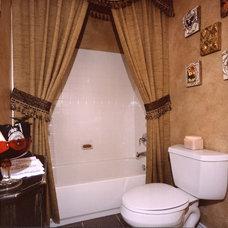 Traditional Bathroom by Greg Logsdon