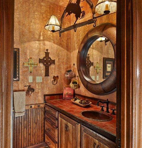 rustic bathroom beadboard home design photos decor ideas