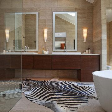 Ranch House Bathroom Renovation