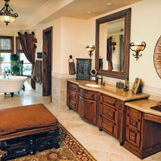 Traditional Bathroom by Taylor Homes & Associates