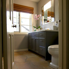 Rustic Bathroom by Cabochon Surfaces & Fixtures