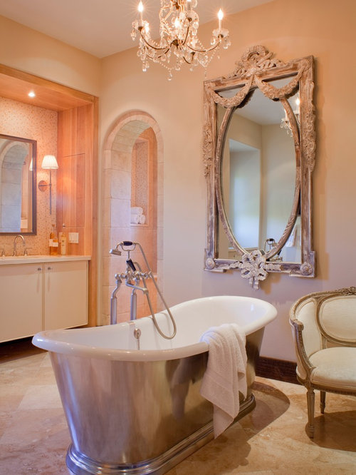 86 shabby chic style chicago bath design ideas remodel pictures houzz. Black Bedroom Furniture Sets. Home Design Ideas