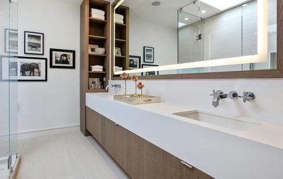 La salle de bains devient high-tech grâce à 11 gadgets