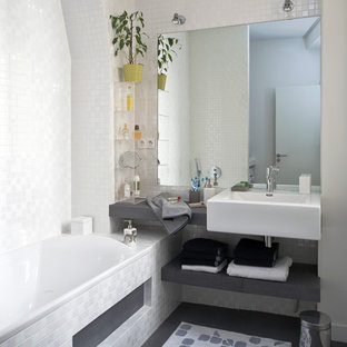 Amenagement Dune Salle De Bain Principale Contemporaine