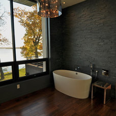 Modern Bathroom by Rare Form Properties