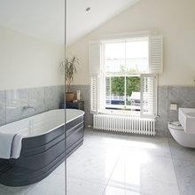 10 Easy Ideas for Brightening a Dark Bathroom