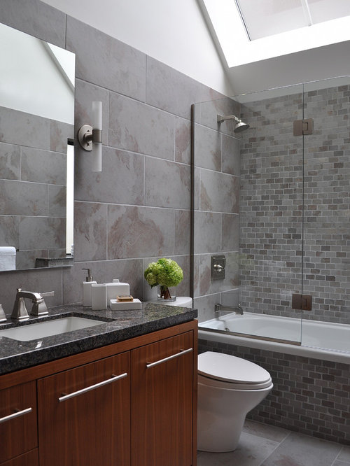 All Tile Bathroom - Home Design Ideas and Pictures