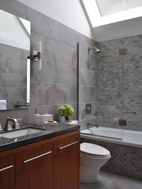 Tile Bathroom Countertop Ideas Houzz