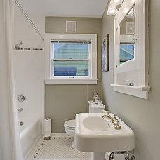 Traditional Bathroom by Lisa Lucas Design