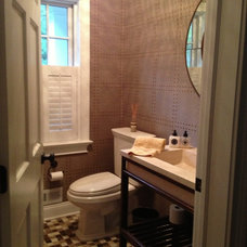 Traditional Bathroom by Oakleigh Interiors