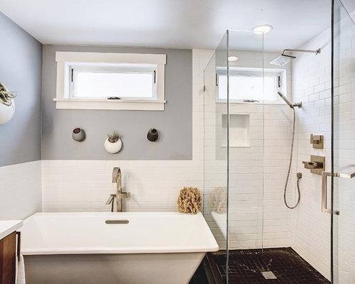 badezimmer mit onyx waschbecken waschtisch und schieferboden ideen design bilder houzz. Black Bedroom Furniture Sets. Home Design Ideas