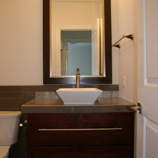 Contemporary Bathroom by Wyoming Building Supply