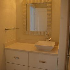 Contemporary Bathroom by Wyoming Building Supply