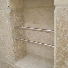 Contemporary Bathroom by b3 Construction