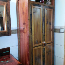 Traditional Bathroom by Vienna Woodworks