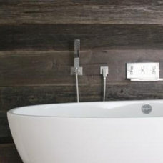 Modern Bathroom by Urban Woods Company
