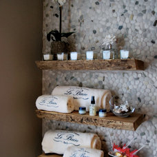 contemporary wall shelves by Urban Tree Salvage
