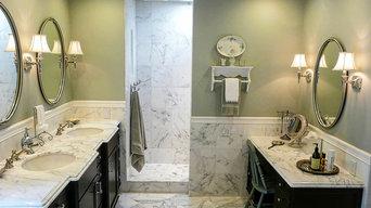 Redefined Elegance Master Bath Remodel